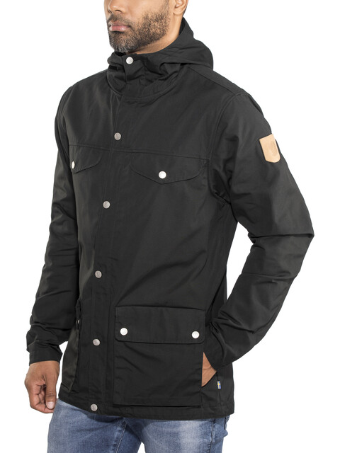 Fjällräven Greenland Jacket Men black
